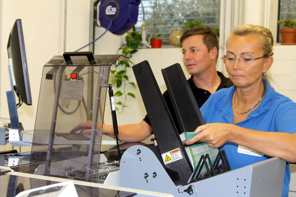 Lettershop Nordkurier Druck GmbH